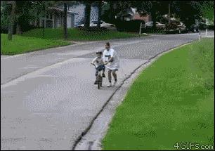 I nigdy więcej nie wsiadł na rower
