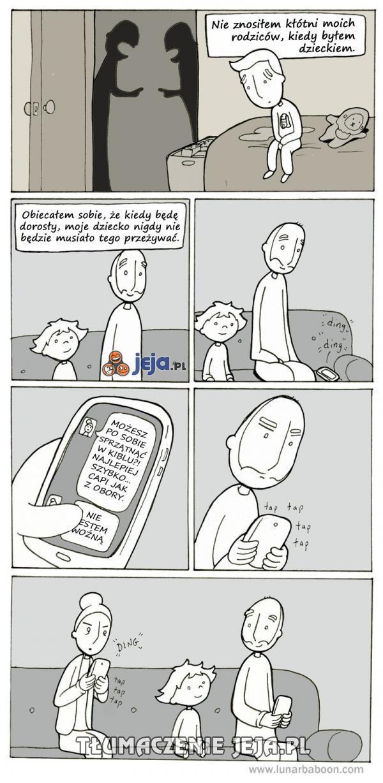 Oszczędźmy dziecku przykrości...