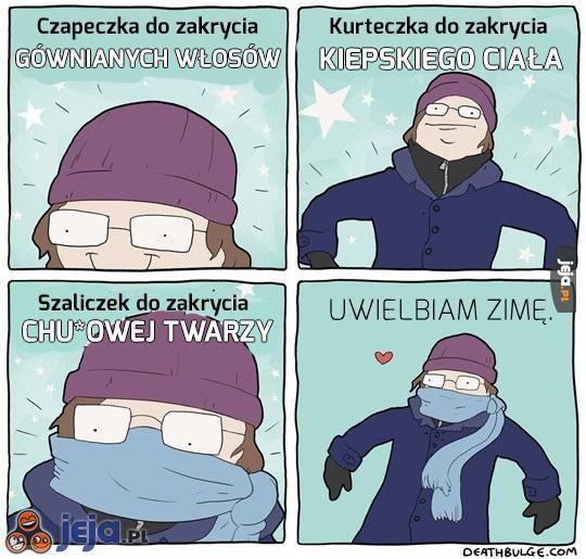 Zimowe trendy