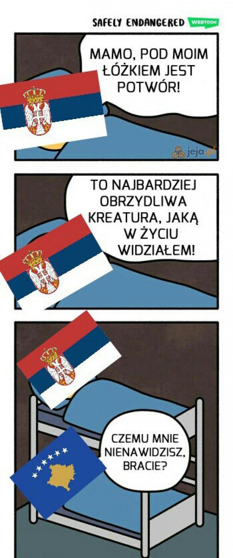 Kłótnie na Bałkanach