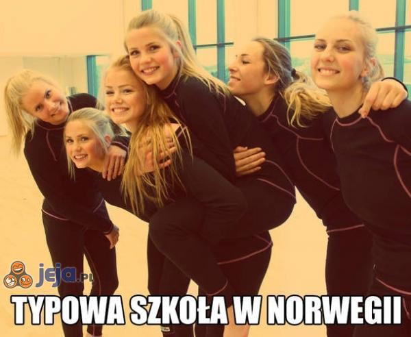 norwegian girls randki w norwegii