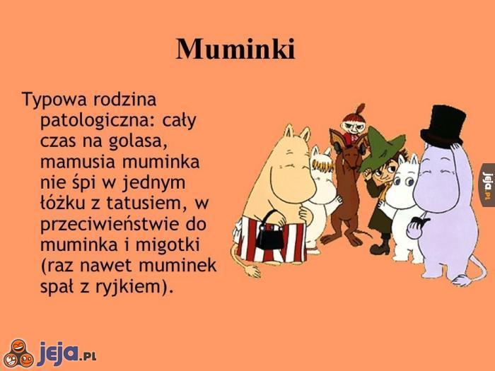 Patologiczne muminki