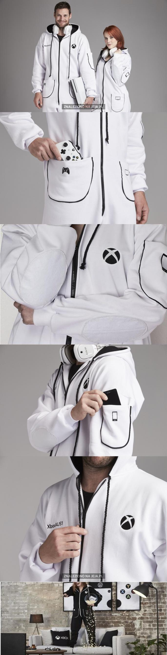 Idealny strój dla fanboyów Xboxa