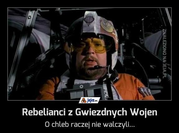 Rebelianci z Gwiezdnych Wojen
