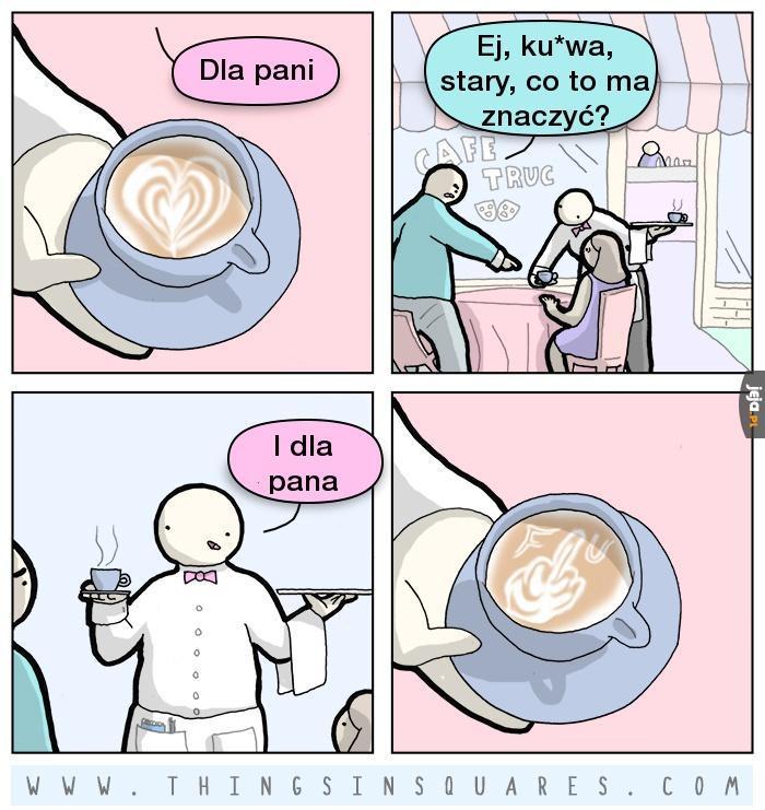Kawa z przesłaniem