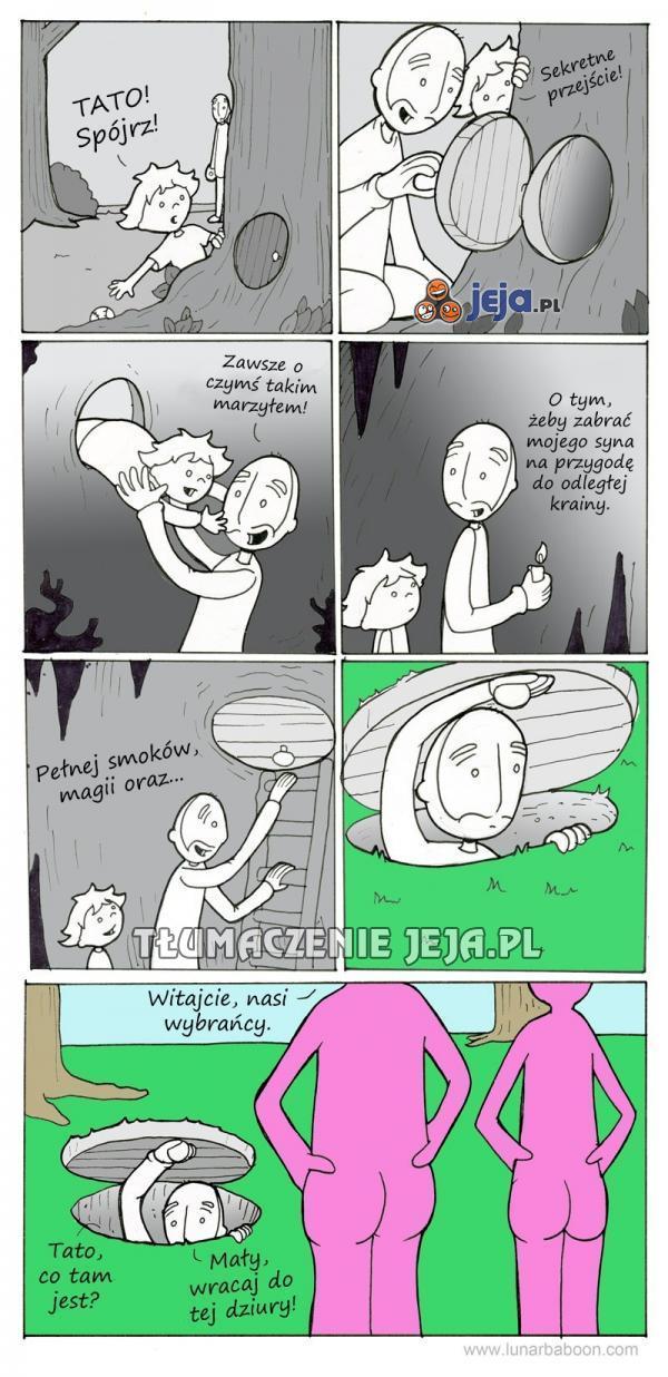 Zbyt bujna wyobraźnia