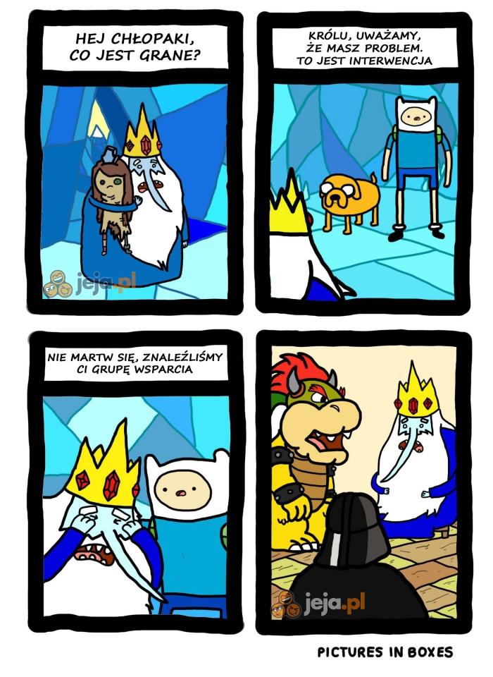 Porywanie księżniczek uzależnia