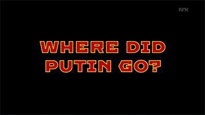 Co w wolnym czasie robi Putin?