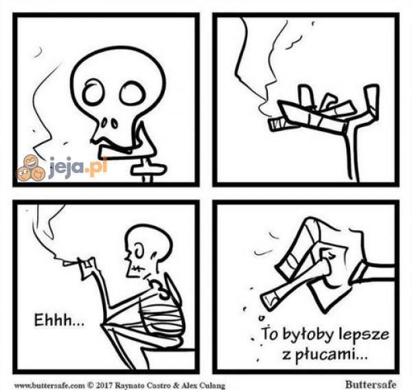 Bez płuc to nie to samo