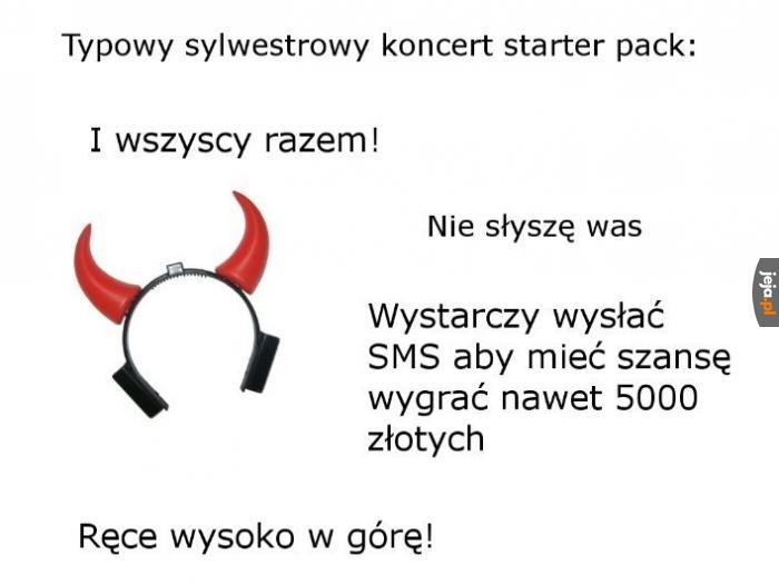 Koncert sylwestrowy