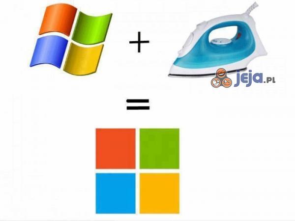 Jak powstało logo Windows 8