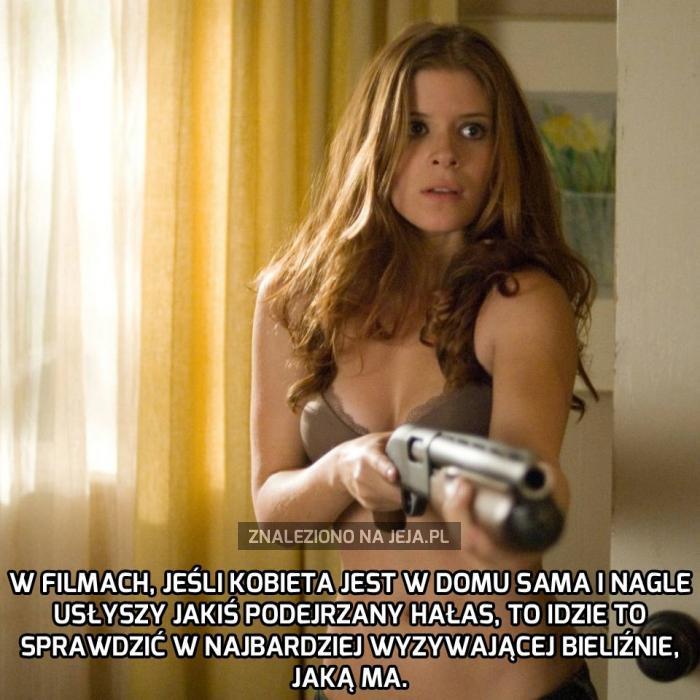 Uwielbiam logikę w filmach!