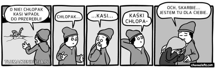 Nic nie mogliśmy zrobić, Kasiu...