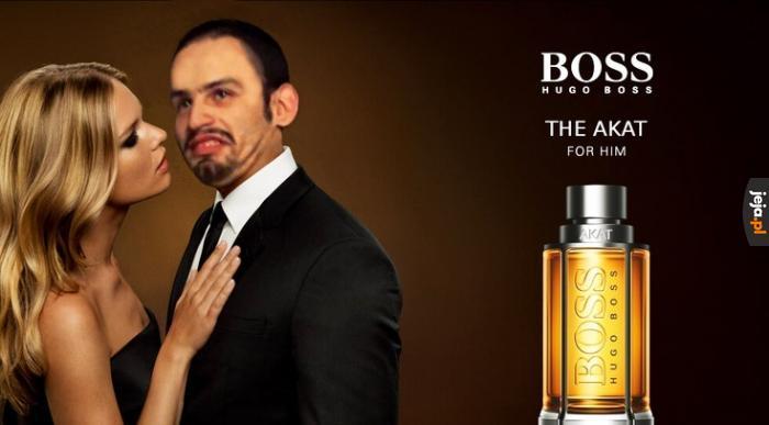 Zapach prawdziwego mężczyzny