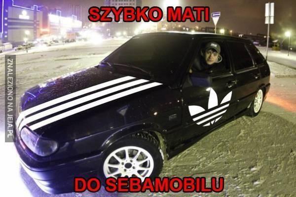 Sebomobil