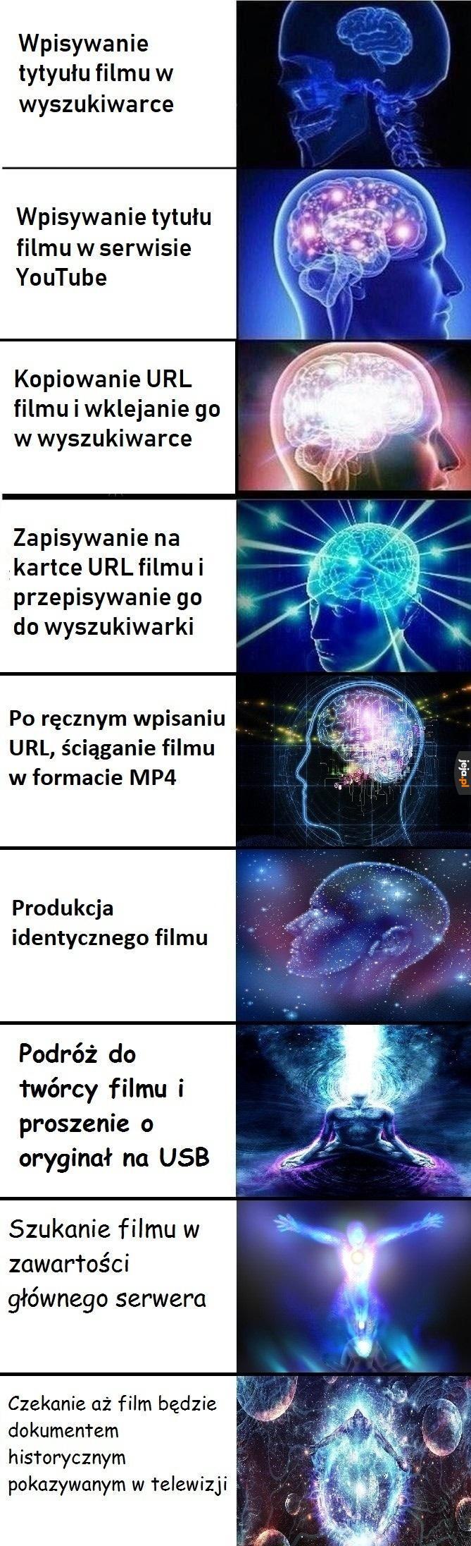 Filmy na YouTubie