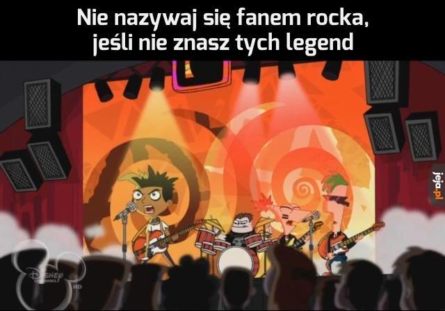 Zmienili oblicze rocka na zawsze