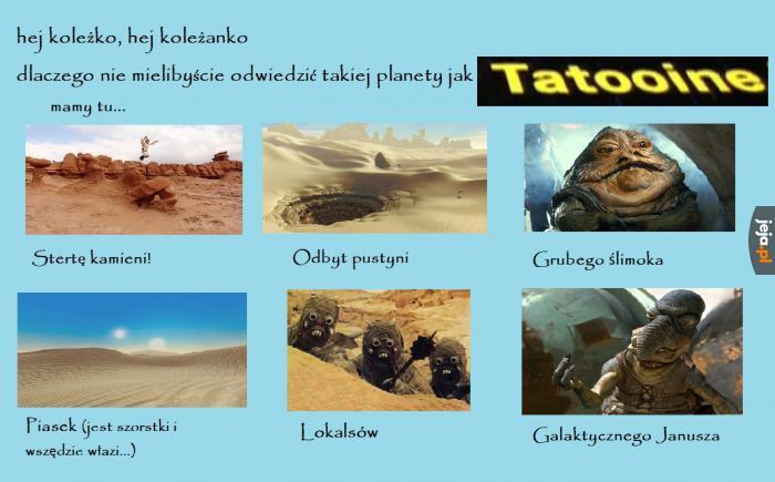 Dużo piasku!
