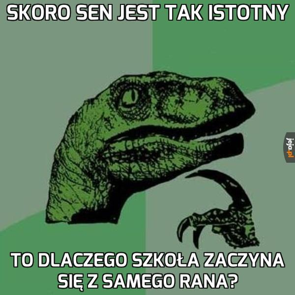 To jest dylemat!