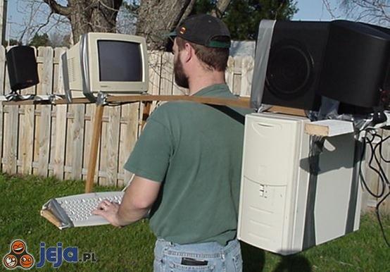 Przenośny komputer