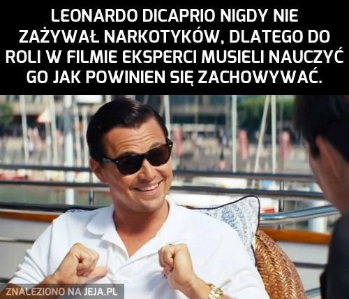 Leo, to jest gość!