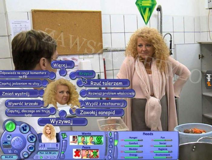 Simsowe rewolucje