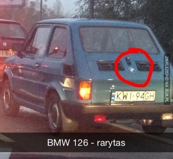 BMW 126