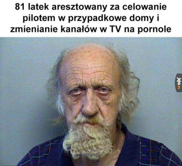 Śmieszki na starość
