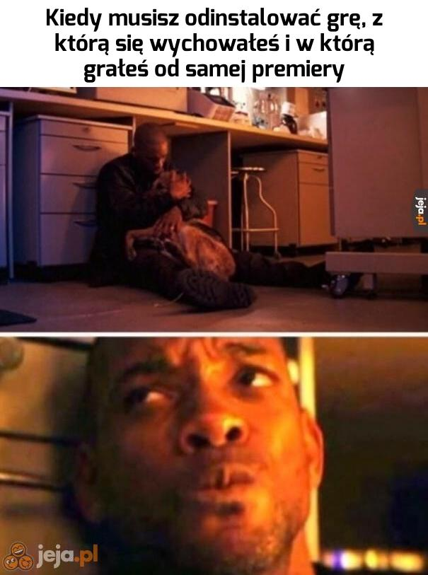 Najgorszy moment ever
