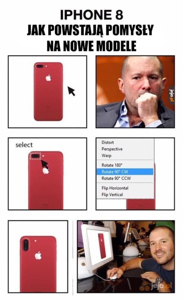 Jak powstają nowe ajfony