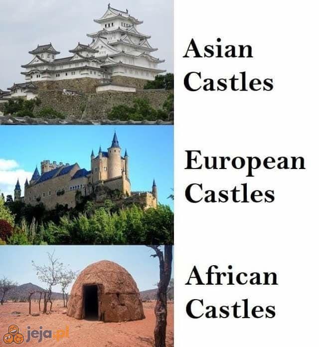 Zamki świata