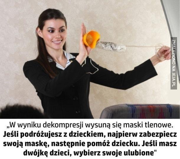 Maska tlenowa