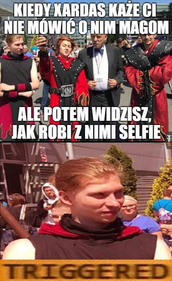 Janusz Xardas Mikke