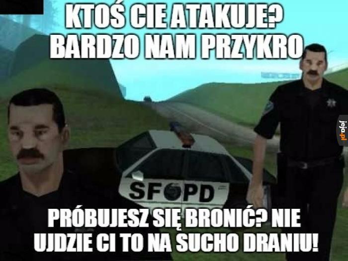 Jedna słuszna policja