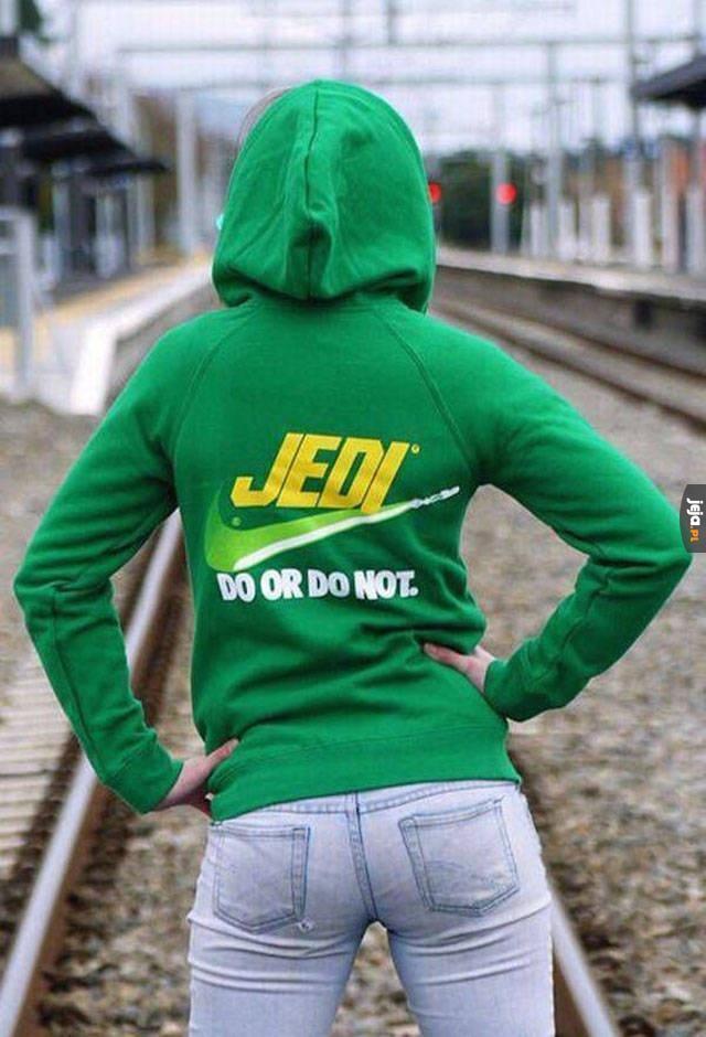 Yoda podpisał umowę z Nike