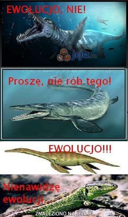 Okrutna ewolucja
