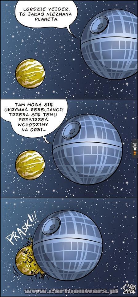 Walić planetę