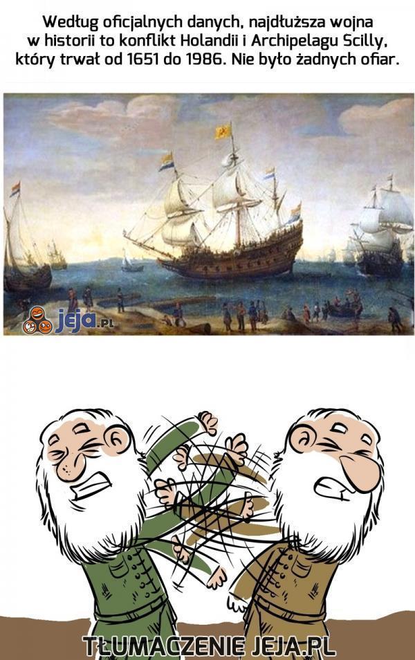 Wojna wszech czasów