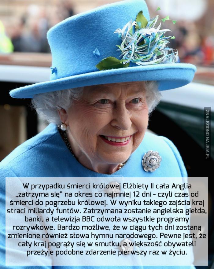 Niech żyje królowa
