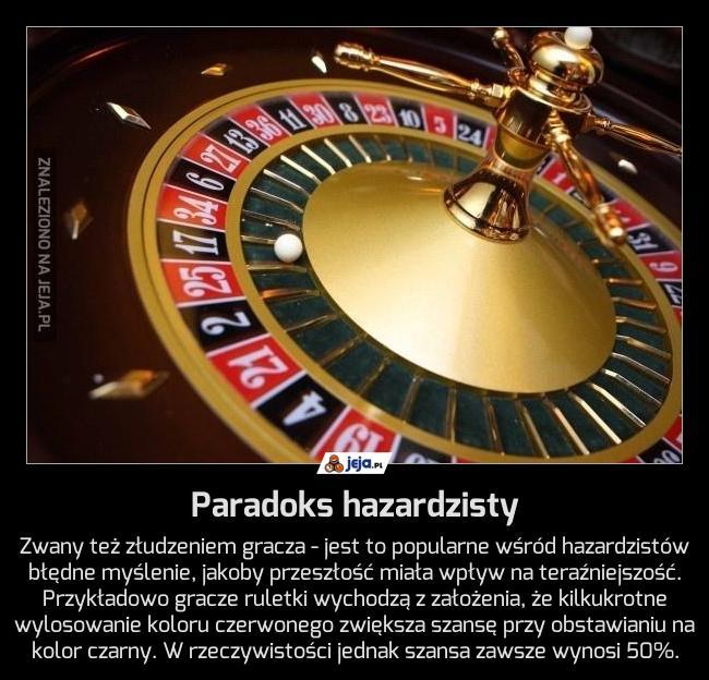 Paradoks hazardzisty