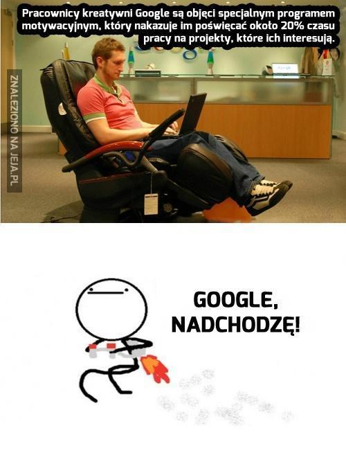 Jak szybko pokochać Google