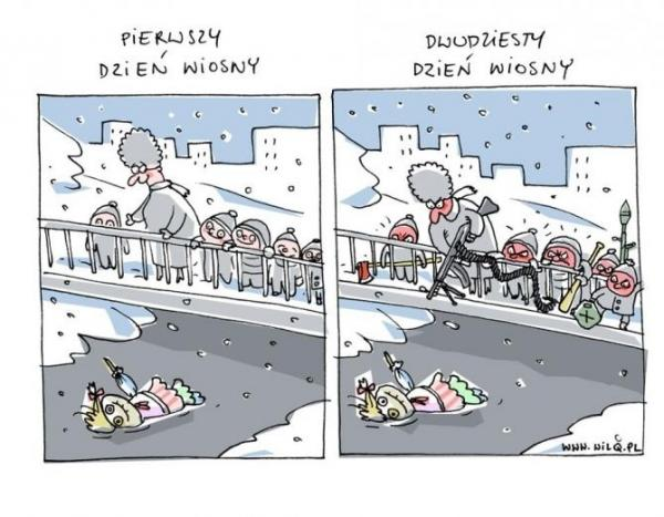 Żegnanie zimy