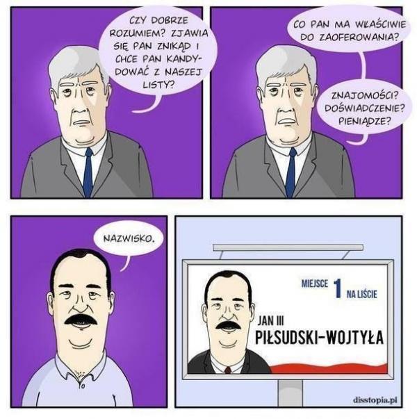 Polityczny marketing