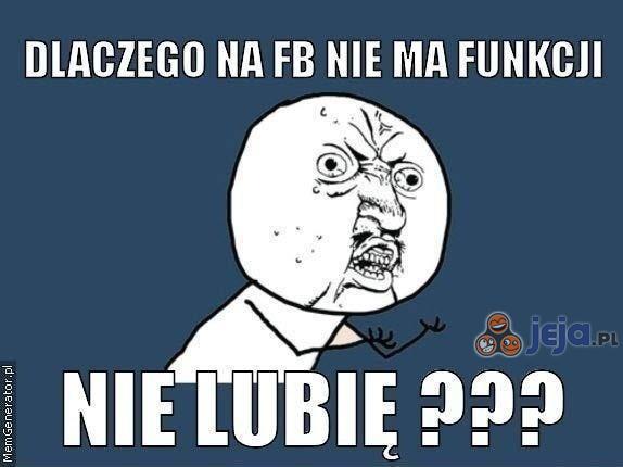 Nowa funkcja na FB - J...