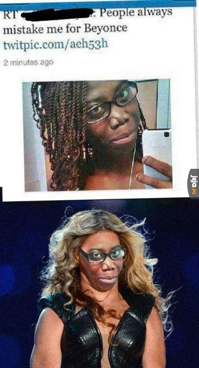 Takie podobieństwo...