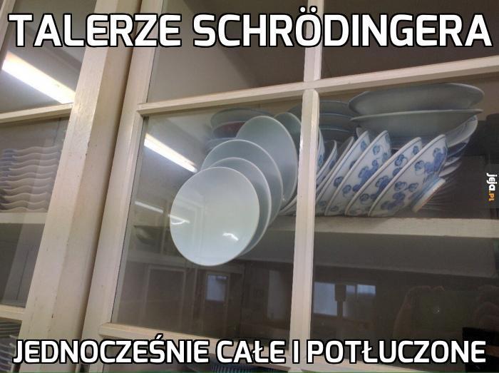 Talerze Schrödingera