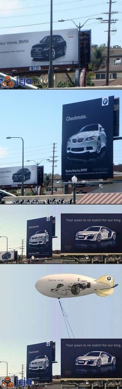 Audi vs BMW