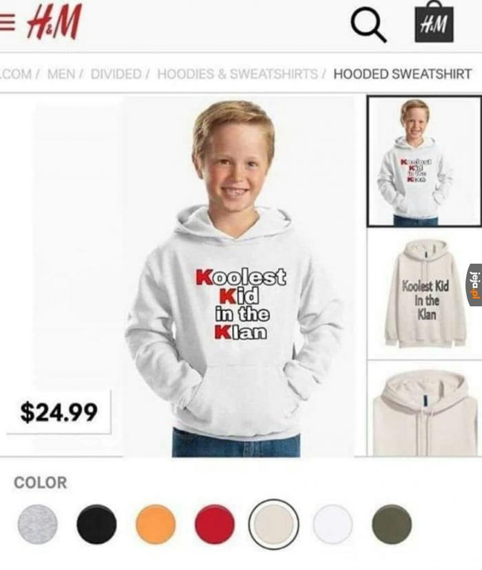 Tymczasem w H&M