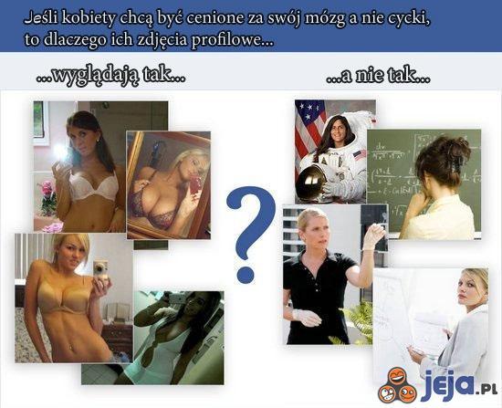 Kobiety na Facebooku