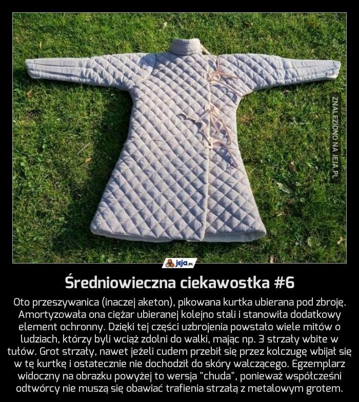 Średniowieczna ciekawostka #6